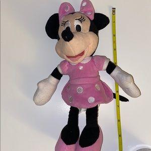 Minnie Mouse stuffed doll